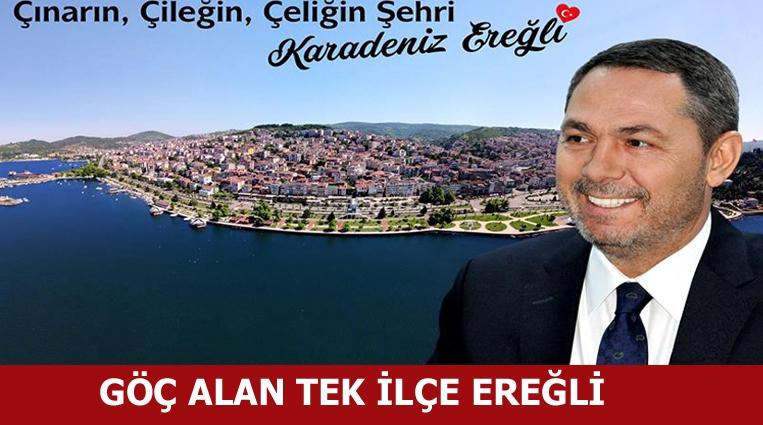 """UYSAL, """"KDZ. EREĞLİ BİR CAZİBE MERKEZİ"""""""