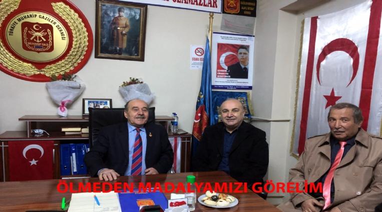 """""""ÖLMEDEN MADALYAMIZI GÖRELİM"""