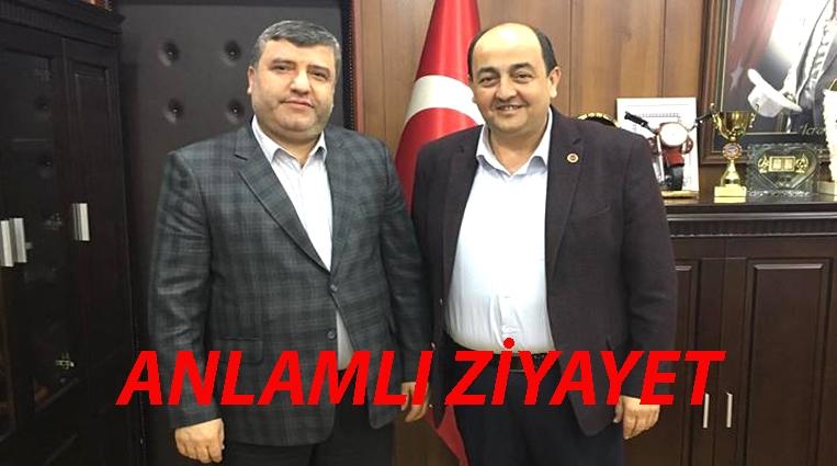 DEMİRTAŞ'A TÜRK METAL'DEN ZİYARET
