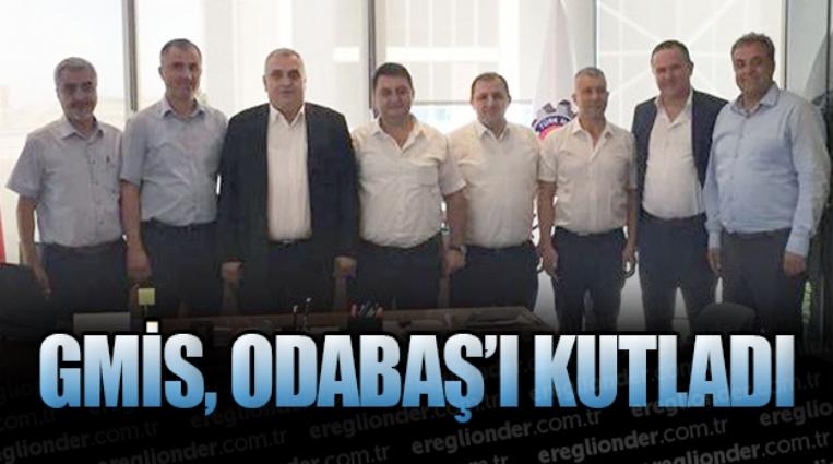 GMİS, TÜRK-METAL SENDİKASINI ZİYARET ETTİ