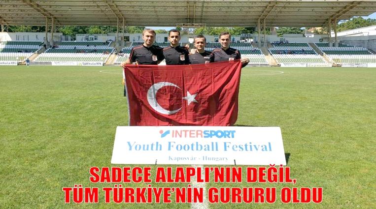 EMİRHAN ÇEVİK, FİFA KOKARTI'NA GÖZ KIRPIYOR...