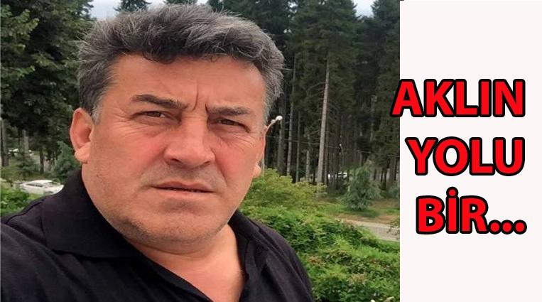 AKLIN YOLU BİR...