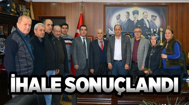 ÇİLEK ÖZEL HALK OTOBÜSLERİ KOOPERATİFİ KAZANDI