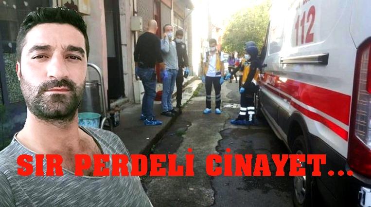 CİNAYET VE SIR PERDESİ...