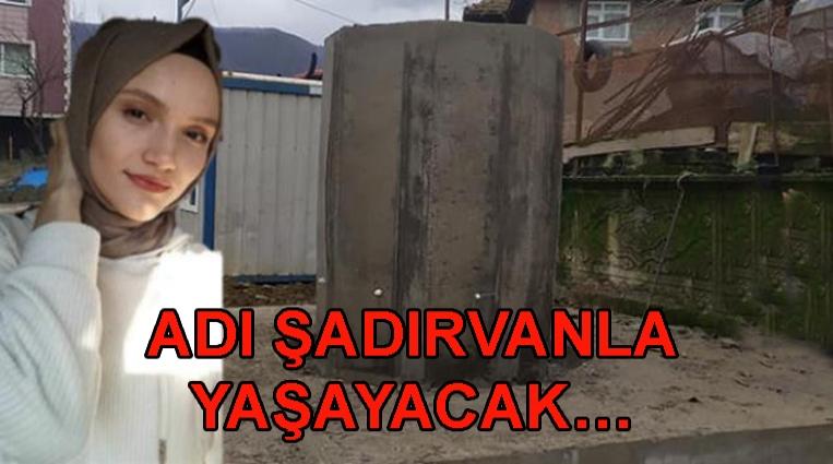 BERNA'NIN ADI ŞADIRVANLA YAŞAYACAK