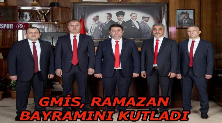 GMİS, RAMAZAN BAYRAMINI KUTLADI