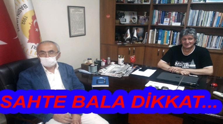 SAHTE BALA DİKKAT...