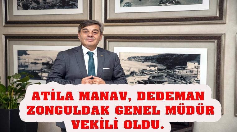 DEDEMAN ZONGULDAK'A YENİ ATAMA