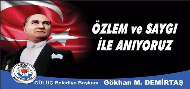 """""""ÖZLEM, SEVGİ VE RAHMETLE ANIYORUZ"""""""