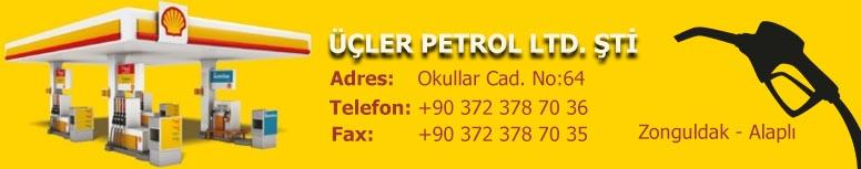 Alaplı Üçler Petrol